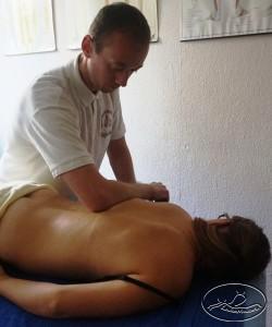 Deep tissue massage Cork