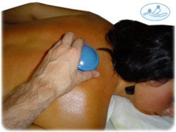 massage with Chinese bulbs Cork