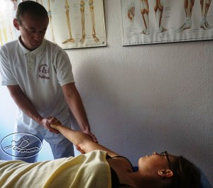 relaxation of muscle fascial